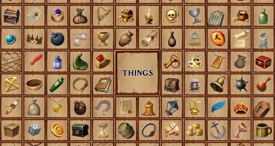 Memory Battle - Things Pack