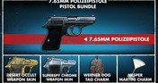Zombie Army 4: 7.65mm Polizeipistole Pistol Bundle