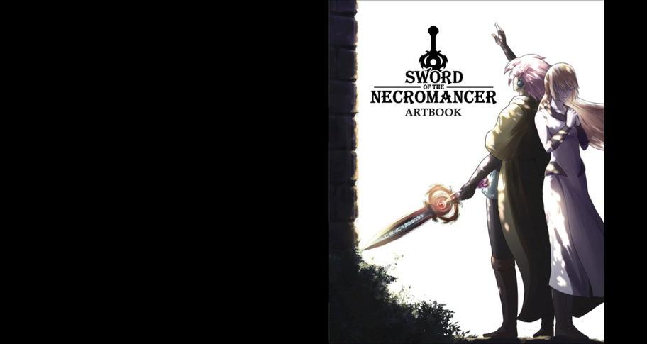 Sword of the Necromancer - Artbook
