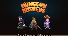 Dungeon Rushers - Tang Dynasty Skins Pack