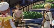 "Atelier Ryza 2: Clifford's Swimsuit ""Ocean Treasure"""