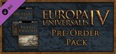 Europa Universalis IV: Pre-Order Pack
