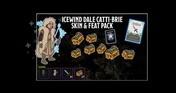 Idle Champions - Icewind Dale Catti-brie Skin & Feat Pack