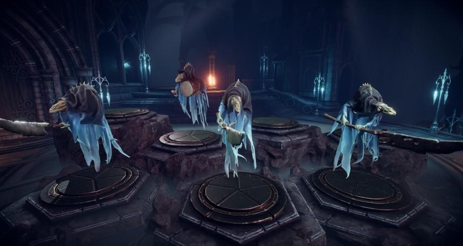 Warhammer Underworlds: Online - Warband: Drepur's Wraithcreepers