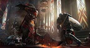 Lords of the Fallen Artbook