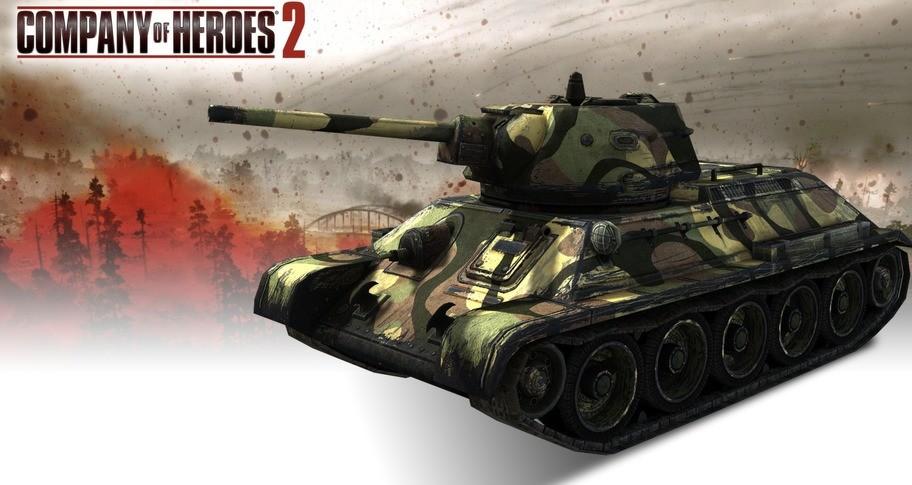 COH 2 - Soviet Skin: (M) Four Color Belorussian Front
