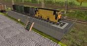 Trainz 2019 DLC - Mine & Field railway