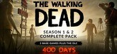 The Walking Dead Season 1 & 2 Complete Pack