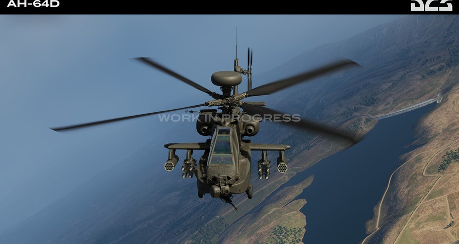 DCS: AH-64D