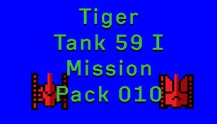Tiger Tank 59 Ⅰ Mission Pack 010