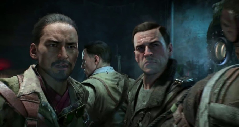 Call of Duty Black Ops 4 + Black Ops 2