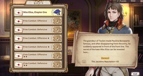 Banner of the Maid - Miss Elisa's Journal