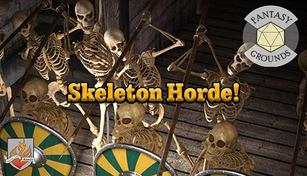 Fantasy Grounds - Skeleton Horde - Token Pack