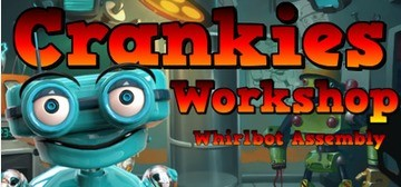 Crankies Workshop: Whirlbot Assembly