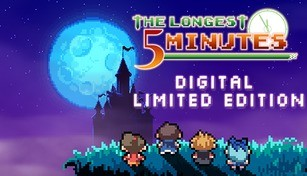 The Longest Five Minutes Digital Limited Edition (Game + Art Book + Soundtrack)