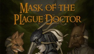 Mask of the Plague Doctor