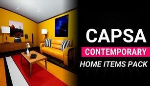 Capsa - Contemporary Home Items Pack