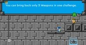 Square Weapons Dungeon