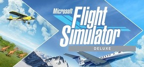 Microsoft Flight Simulator Deluxe Bundle