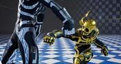 FIGHTING EX LAYER - Color Gold/Silver: Skullomania