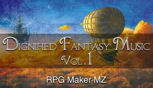 RPG Maker MZ - Dignified Fantasy Music Vol. 1
