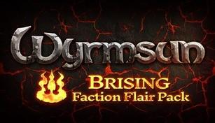 Wyrmsun: Brising Faction Flair Pack
