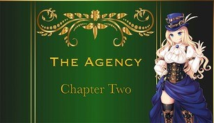 The Agency: Chapter 2