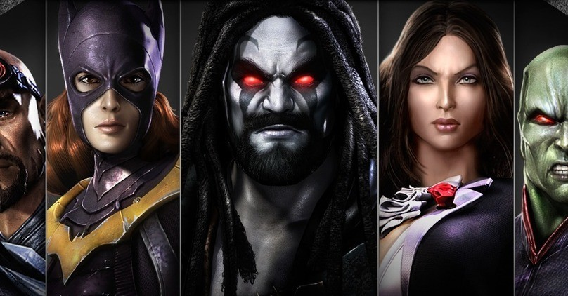 FREE Injustice: Gods Among Us Ultimate Edition