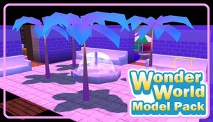SMILE GAME BUILDER Wonder World Model Pack