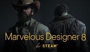 Marvelous Designer 8 for Steam
