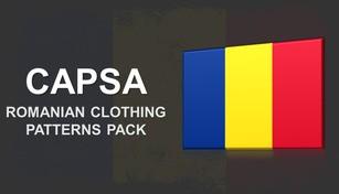 Capsa - Romanian Clothing Patterns Pack