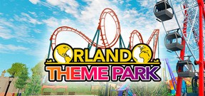 Orlando Theme Park VR - Roller Coaster and Rides