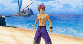 """FAIRY TAIL: Natsu's Costume """"Special Swimsuit"""""""