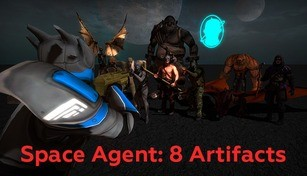 Space Agent: 8 Artifacts