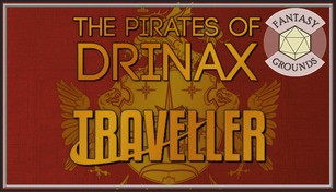 Fantasy Grounds - The Pirates of Drinax