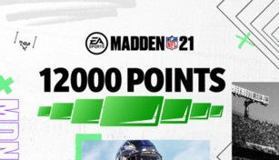 MADDEN NFL 21 - 12000 Madden Points