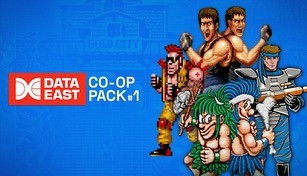 Data East Co-op Pack #1