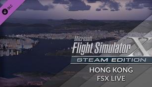 FSX Steam Edition: Hong Kong FSX Live Add-On