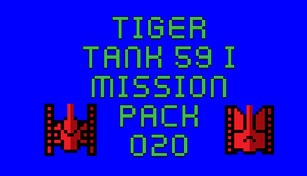 Tiger Tank 59 Ⅰ Mission Pack 020