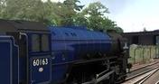 Class A1 'Tornado' Express Passenger Blue Add-on Livery