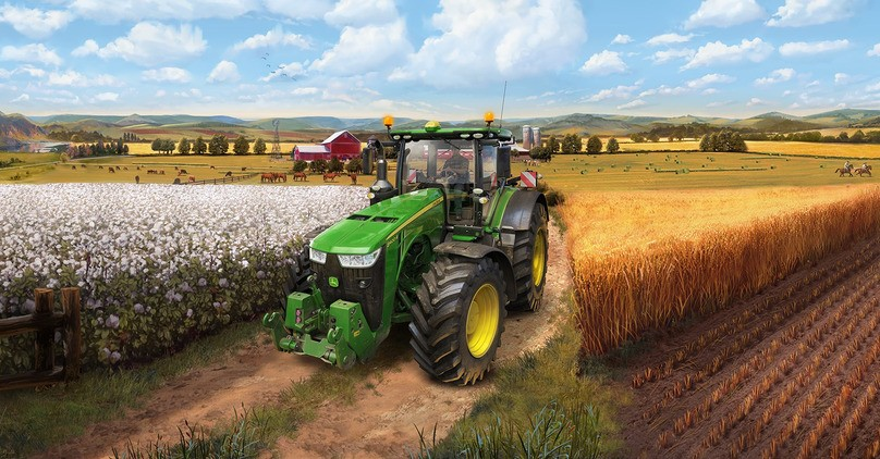 Farming Simulator 19, Bloodroots, and Tropico 6 are now available on Xbox Game Pass for PC