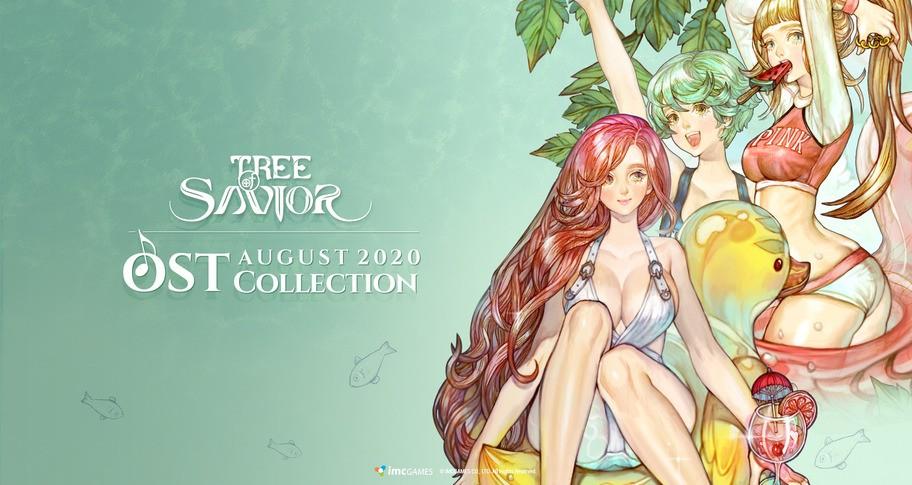 Tree of Savior - Splash August 2020 OST Collection