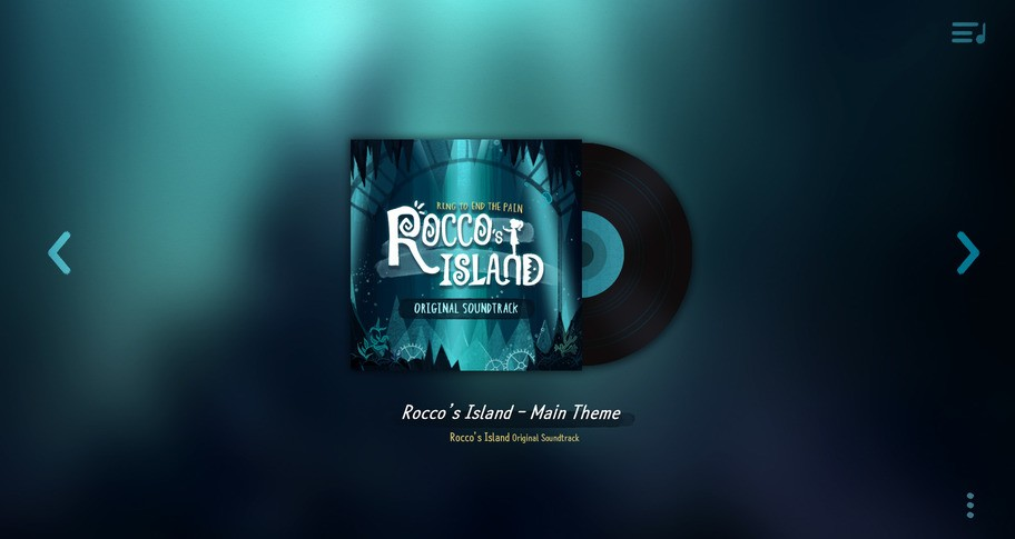 Rocco's Island: Ring to End the Pain Soundtrack