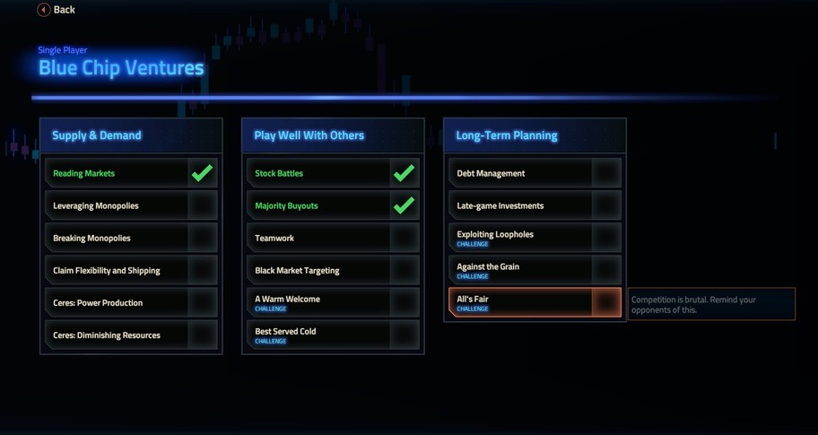 Offworld Trading Company Trading Opportunities Bundle