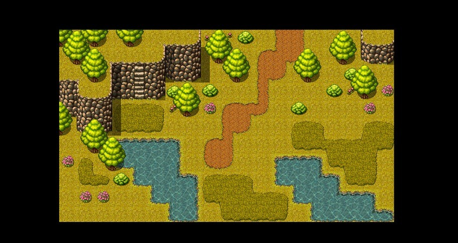 RPG Maker MV - Valentine Tile Pack for MV