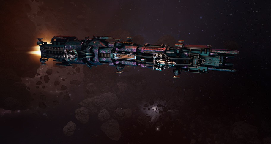 Star Conflict - Emperor