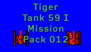 Tiger Tank 59 Ⅰ Mission Pack 012