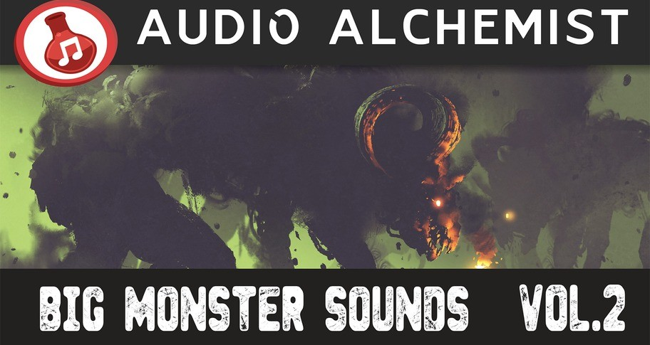 RPG Maker MZ - Big Monster Sounds Vol 2