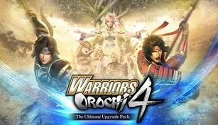 WARRIORS OROCHI 4 Ultimate - Sacred Treasure 'Garm'