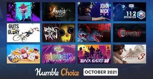 Humble Choice - October 2021